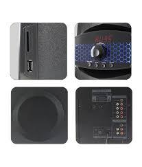 5 1 home theater flipkart buy zebronics zeb bt9551rucf 5 1 speaker online at best price in