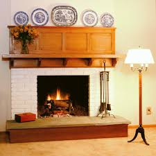 free plan arts u0026 crafts mantel finewoodworking
