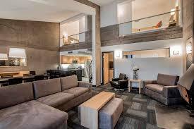 modern penthouses penthouses espace nordik château mont sainte anne condo hotel