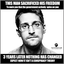 Snowden Meme - truth theory true hero edward snowden truth theory facebook