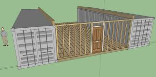 12 steps how to build a cozy 1720sqft solar powered shipping