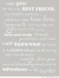 wedding quotes for best friend vows quotes like success