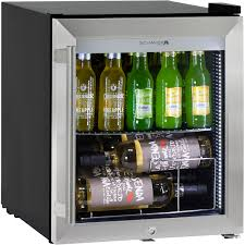 glass door mini fridge triple glazed bar fridge tropical rating