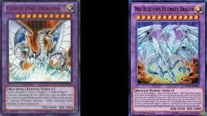 curiosidades del blue eyes white dragon taringa