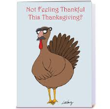 thanksgiving turkey disguise greeting card by leeburg designs