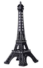 eiffel tower table eiffel tower cake topper joyfamily 7inch 18cm metal