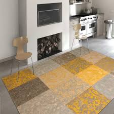 Yellow And Grey Kitchen Rugs Rugs Grey And Yellow Rugs Awesome Exterior With Rugs Geometric
