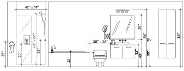 bathroom standard bathroom vanity height incredible height of