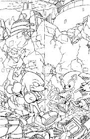 hedgehog coloring pages sonic the hedgehog color page cartoon color pages printable