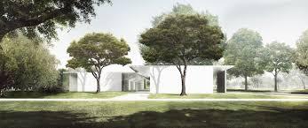 nicholas lee architect johnston marklee u0027s design for menil drawing institute to harness