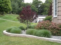 garden charming ideas for home exterior garden decoration using