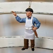 moe the three stooges cooking ornament carlton cards heirloom