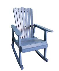 Rocking Chair Antique Styles Outdoor Furniture Rocking Chair Wood 4 Colors American Country