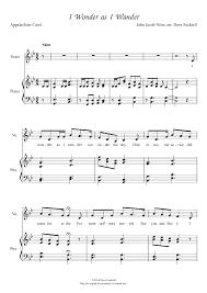 christmas sheet music 910 free arrangements