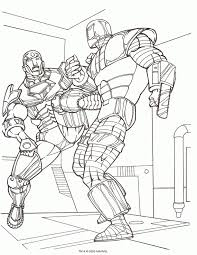 iron man coloring pages getcoloringpages