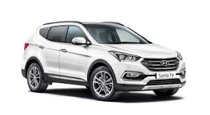 rent hyundai santa fe st maarten car rental airport low rates suv