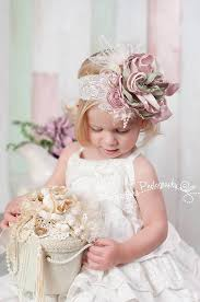 baby girl headband are you a shabby chic lover then our couture is just for