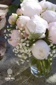 bouquet de fleurs roses blanches bouquet de fleurs de champs l u0027entre pots artisan fleuriste u2013 le