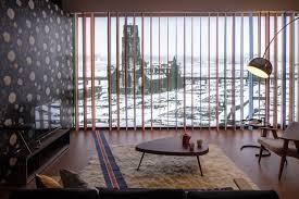 the pan european living room