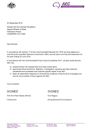 letter of transmittal aec annual report 2013 14