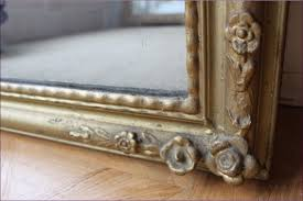 Antique Bathroom Mirrors Sale by Furniture White Ornate Floor Mirror Large Arched Window Mirror