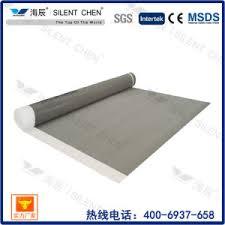 china concrete foam underlayment for laminate flooring
