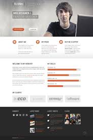 designer portfolio wordpress theme 43885