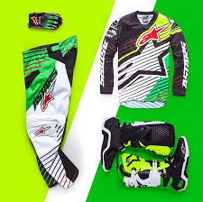 alpinestar motocross gloves get vegas lucky with alpinestars motohead