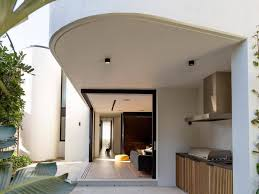 l shaped house with porch l shaped house designed for a family of four with ocean views