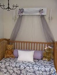 Shabby Chic Bed Frames Sale by Shabby Chic Princess Bed Crown Canopy Crib Baby Nursery Decor