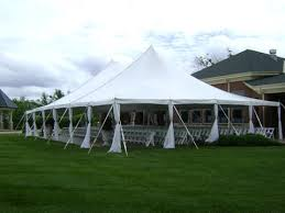 rent a tent for a wedding wedding tent party rental rent tents tables chairs linens