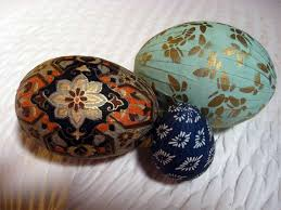 Decorating Easter Eggs With Rice by 86 Best Egg Art Washi Paper Images On Pinterest Egg Art Easter