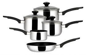 best cookware set deals in black friday saucepan 28 piece stainless steel cookware set by chef u0027s secret