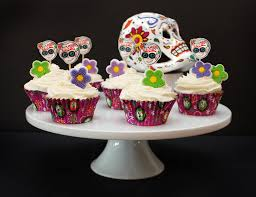 100 dia de los muertos home decor color art and culture