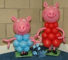 pig balloons 181 best peppa pig images on pigs pig party and pig