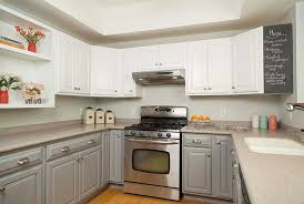 Kitchen Brilliant Get The Look Of New Cabinets Easy Way Home Depot - Home depot kitchen cabinet prices