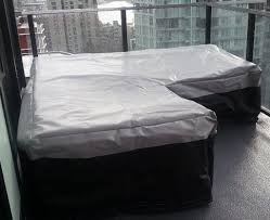 Outdoor Furniture Covers For Winter by Stunning Waterproof Patio Furniture Covers Large Sofa Cover 93l