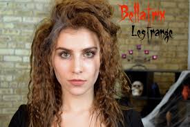 Bellatrix Halloween Costume Bellatrix Lestrange Halloween Tutorial Bailey