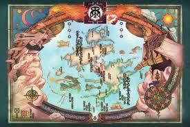 Ffvii World Map by Spira Final Fantasy Wiki Fandom Powered By Wikia