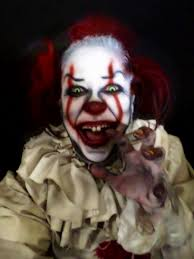 aaa halloween horror nights 2016 check out makeup maestro u0027s pennywise application video in time lapse
