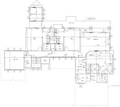 Residential Plan Fulcrum Building Measurement Measured Drawings Of Existing