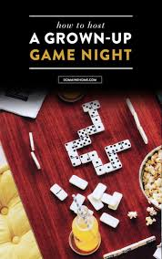 how to host a grown up game night game night gaming and dinners