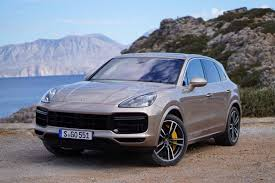 porsche suv blacked out 2019 porsche cayenne review and first drive autoguide com news