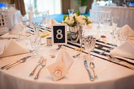 wedding items for sale ceremony reception decor preppy nautical navy white