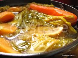 recettes de cuisine avec le vert du poireau pot au feu recette illustrée avec astuces conseils et variantes
