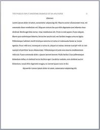 thesis abstract tips sle essay abstract a sle college admission essay how to write