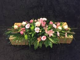Flowers For Funeral Coffin Spray Funeral Flowers Flowers For Funerals