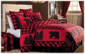 park designs buffalo check bedding collection quilt bass pro shops