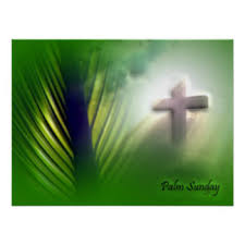 palm sunday crosses palm sunday posters zazzle