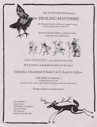 The Healing Barn Event Posters U2013 Ignivox